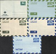 Lot 5 Aerogramme (lot 1) - Airmail