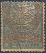 Stamp Turkey   2pi Mint Lot#95 - Unused Stamps