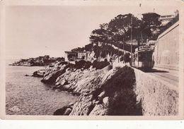 Cp , 13 , MARSEILLE , Promenade De La Corniche - Endoume, Roucas, Corniche, Strände