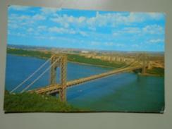 ETATS-UNIS NY NEW YORK CITY  GEORGE WASHINGTON BRIDGE - Ponts & Tunnels