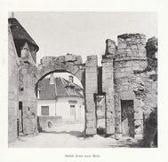1900 - Iconographie - Saint-Jean-aux-Bois (Oise) - Les Ruines - FRANCO DE PORT - Non Classificati
