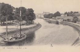 CPA - Vannes - Le Port - Vannes