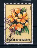 Burundi 1986 Blumen Mi.Nr. 1675 Gest. - Burundi