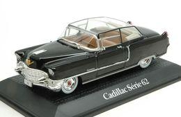 Cadillac Serie 62 - Mariage Royal Baudouin/Fabiola - Bruxelles 1960 - Atlas (Norev) - Norev