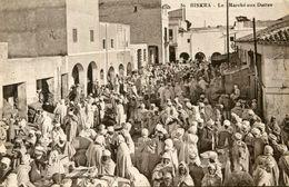 ALGERIE(BISKRA) MARCHE AUX DATTES - Biskra