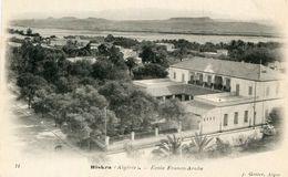 ALGERIE(BISKRA) ECOLE - Biskra