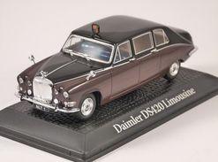 Daimler DS420 Limousine - Queen Mother - 1970 - Brown - Atlas (Norev) - Norev