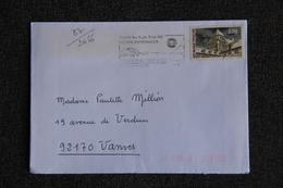 Enveloppe Timbrée Envoyée De TOULON à Destination De VANVES ( YT / 2466) - Marcophilie (Lettres)