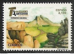 2017-ED. 5159 - Patrimonio Mundial. Sitio Dolmenes De Antequera   -NUEVO- - 2011-... Ungebraucht