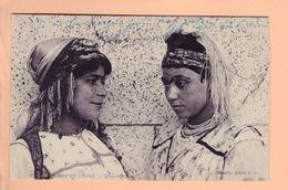 Cpa Cartes Postales Ancienne -  Mauresques - Algérie