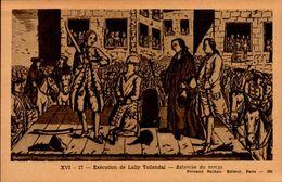 LA REGNE DE LOUIS XV...EXECUTION DE LALLY TOLLENDAL ...CPA - Histoire