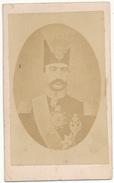 IRAN - Shah De Perse - Photo CDV - Photos
