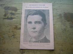 LIVRET  AZARIAS H PALLAIS EN LOS BELLOS CAMINOS DEL SILENCIO 1974 SELECCION PROLOGOY NOTAS DE JORGE EDUARDO ARELLANO - Livres, BD, Revues