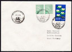 "ARCTIC,FINNLAND, MS"" KRISTINA BRAHE"" 1.8.1978, Look Scan !! 27.6-16 - Finlandia"