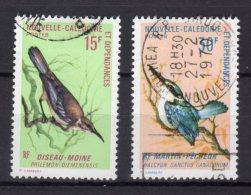 Nouvelle Calédonie N° 364 / 365 Oblitérés ° - Nuova Caledonia