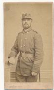 Militaire, Guerre 1870 - Photo CDV - Daillon, Paris - Antiche (ante 1900)