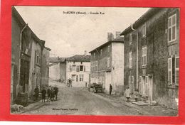 ST-AUBIN - Grande Rue - Sonstige Gemeinden