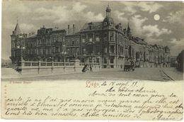 LIÉGE --   L'Avenue Rogier ( Cachet 1899 ) - Liege