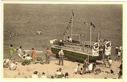 LA PANNE   ---   Prêt Au Départ  - Excursions En Mer - De Panne