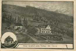 67: Rothau - Hotel Struthof - France