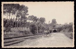 "LOUISE MARIE ( Etikhove - Nukerke - Ronse - Maarkedal ) - "" Tunnel Met Treinwagon "" - Niet Courant - Maarkedal"