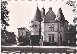 24. Gf. TURSAC. Le Château De Marzac. 06 - Other Municipalities