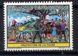 CENTRAFRICAINE - 851* - PROTECTION DE LA FAUNE - Central African Republic