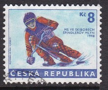 Czech Rep. MiNr 170 / Used / 1998 - Tsjechië