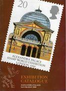 CATALOGUE 1990 Stamp World Exhibition, London 108 Pages - Boeken, Tijdschriften, Stripverhalen