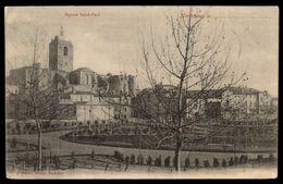 France > [26] Drôme Narbourne  Square Saint Paul  Ref 2683 - Montelimar