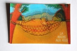 Image Animée 3D CASIMIR Et Ses Amis La Roche Aux Fées Années 70 - Autres Collections