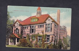 USA Mystic Connecticut - Library ( The Rhode Island News Company) - Etats-Unis