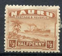 1924 - NAURU - Catg. Mi. 15 - LH - (R-SI.331.713 -  53) - Nauru
