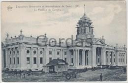 Belgium - Gand - Gent - Exposition Universelle Et Internationale 1913 - Le Pavillon Du Canada - Gent