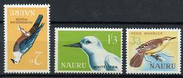 1965 - NAURU - Catg. Mi. 52LH/54 - NH - (R-SI.331.713 -  53) - Nauru