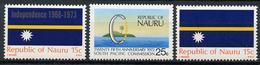 1969 - NAURU - Catg. Mi. 85/87 - NH - (R-SI.331.713 -  53) - Nauru