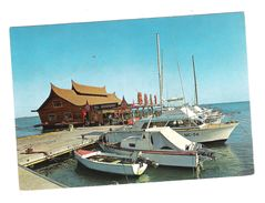 "FLOATING RESTAURANT ""BALI"" ARUBA - N.A. - VIAGGIATA 1975 - (1884) - Aruba"