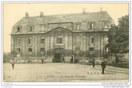 14.CAEN.LA CASERNE HAMELIN - Caen