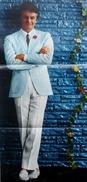 GRAND POSTER  580 X 275 - Chanteur Disparu - CLAUDE FRANCOIS - Posters