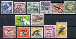 1968 - NAURU - Catg. Mi. 69/-- - NH - (R-SI.331.713 -  53) - Nauru