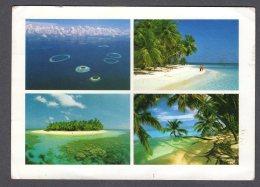1983 MALDIVES Little Views FG V SEE 2 SCANS 2 Nice Stamps - Maldive
