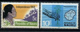 1968 - NAURU - Catg. Mi. 83/84 - NH - (R-SI.331.713 -  54) - Nauru