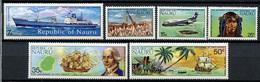 1974 - NAURU - Catg. Mi. 105/110 - NH - (R-SI.331.713 -  54) - Nauru