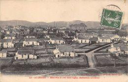 71-LE CREUSOT- HÔTEL-DIEU ET CITE SAINT-EUGENE ( HABITATIONS OUVRIERES ) - Le Creusot