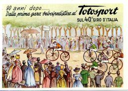 1957 40 Giro Ciclistico D'Italia Gazzetta Dello Sport - Ciclismo