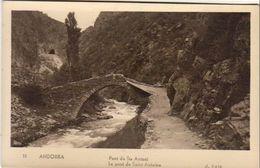 ANDORRE  Pont De St Antoni - Andorre