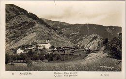 ANDORRE  ORDINO  Vista General - Andorre