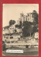 ST BONNET LE CHATEAU  - Loire - L'Eglise Et Les Différentes Enceintes Des Fortifications-   CPM - France