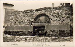 ANDORRE Font De Sant Julia De Loria - Andorre