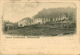 Curort Grindschadl Bohmerwald - Tschechische Republik